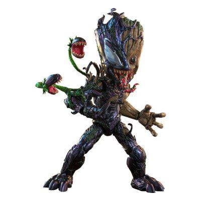 Marvel's Spider-Man: Maximum Venom figurine Artist Collection 1/6 Venomized Groot 25 cm