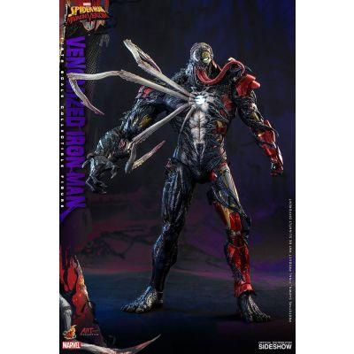 Marvel's Spider-Man: Maximum Venom figurine Artist Collection 1/6 Venomized Iron Man 35 cm