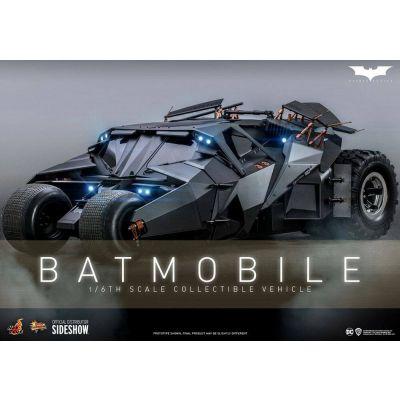 """Réservation Acompte"" The Dark Knight Véhicule Movie Masterpiece 1/6 Batmobile 73 cm"