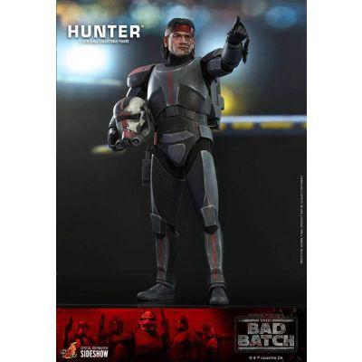 Star Wars: The Bad Batch figurine 1/6 Hunter 30 cm