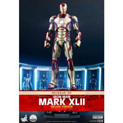 Iron Man 3 figurine 1/4 Iron Man Mark XLII Deluxe Ver. 49 cm