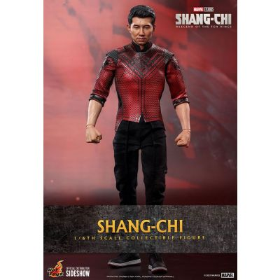 Shang-Chi and the Legend of the Ten Rings figurine Movie Masterpiece 1/6 Shang-Chi 30 cm