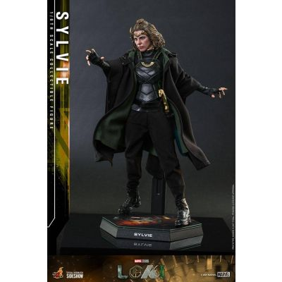 """Réservation Acompte"" Loki Figurine 1/6 Sylvie 28 cm"