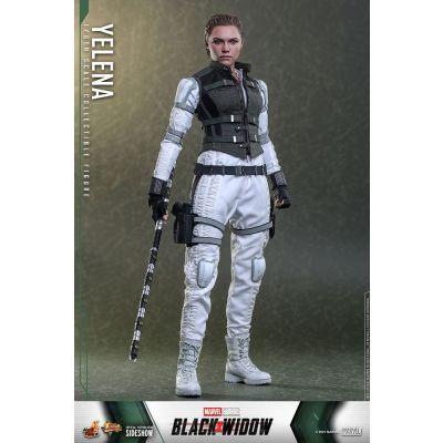Black Widow figurine Movie Masterpiece 1/6 Yelena 28 cm