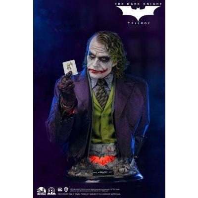 The Dark Knight buste 1/1 Joker 82 cm