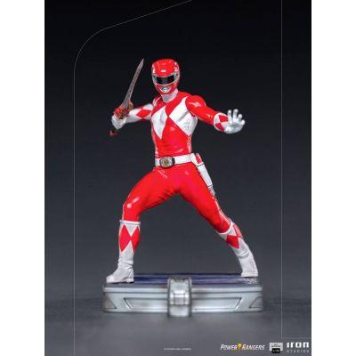Power Rangers statuette 1/10 BDS Art Scale Red Ranger 17 cm
