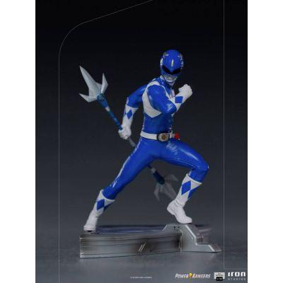 Power Rangers statuette 1/10 BDS Art Scale Blue Ranger 16 cm