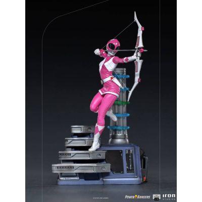 Power Rangers statuette 1/10 BDS Art Scale Pink Ranger 23 cm