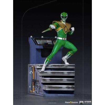Power Rangers statuette 1/10 BDS Art Scale Green Ranger 22 cm
