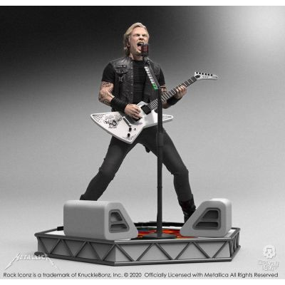 Metallica statuette Rock Iconz James Hetfield Limited Edition 22 cm