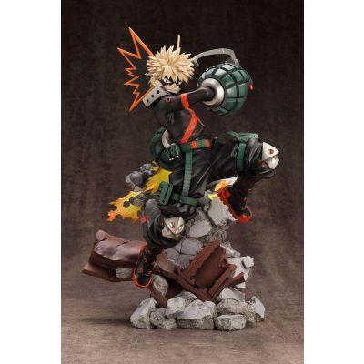 My Hero Academia statuette PVC ARTFXJ 1/8 Katsuki Bakugo Ver. 2 Bonus Edition 26 cm