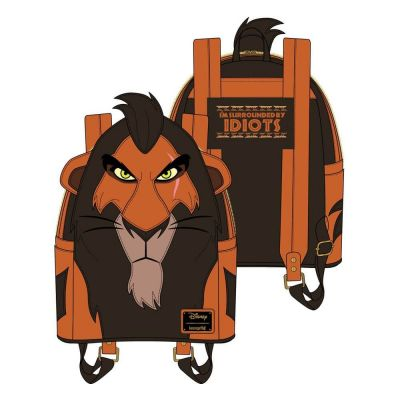 Disney by Loungefly sac à dos The Lion King Scar Cosplay