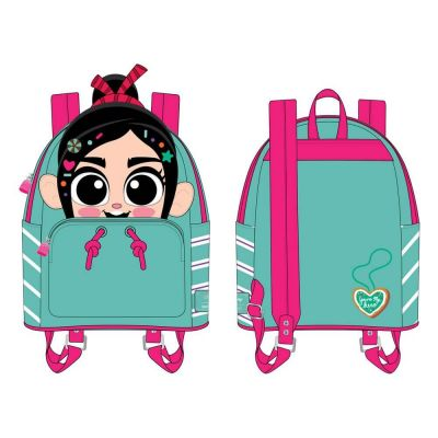 Disney by Loungefly sac à dos Wreck-It-Ralph Vanellope Cosplay