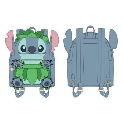 Disney by Loungefly sac à dos Lilo & Stitch Luau Cosplay