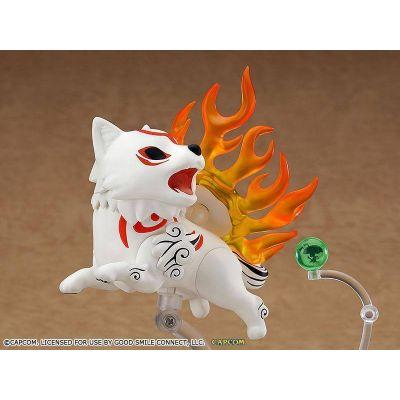 Okami figurine Nendoroid Amaterasu DX Version 10 cm