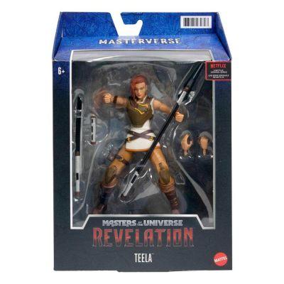 Masters of the Universe: Revelation Masterverse 2021 figurine Teela 18 cm