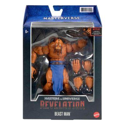 Masters of the Universe: Revelation Masterverse 2021 figurine Beast Man 18 cm