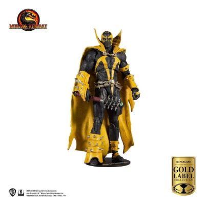 Mortal Kombat figurine Spawn (Curse of Apocalypse) (Gold Label Series) 18 cm