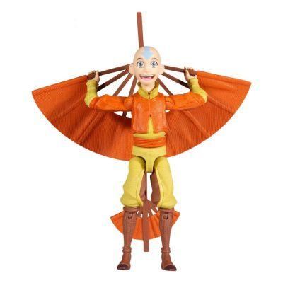 Avatar, le dernier maître de l air figurine Combo Pack Aang with Glider 13 cm