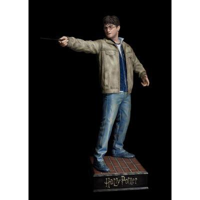 """""""Réservation Acompte"""" Harry Potter et les Reliques de la Mort statue 1/1 Harry Potter 182 cm"""