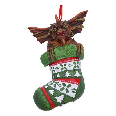Gremlins décorations sapin Mohawk in Stocking