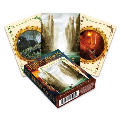 Le Seigneur des Anneaux jeu de cartes à jouer La Communauté de l'anneau