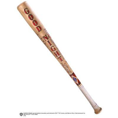 Suicide Squad réplique batte de baseball de Harley Quinn Good Night 80 cm