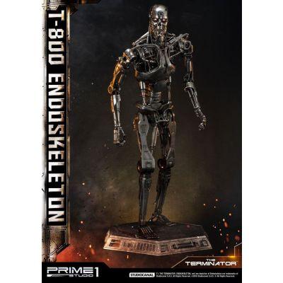 """""""Paiement 3x"""" Terminator statuette 1/2 T-800 Endoskeleton 105 cm"""
