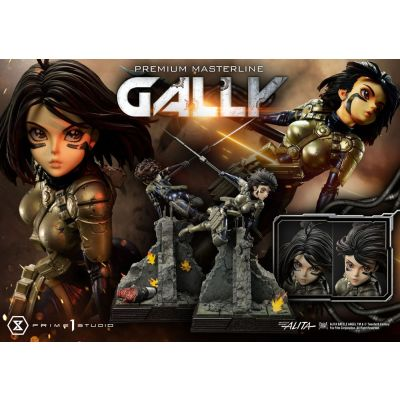 Alita: Battle Angel statuette 1/4 Gally 55 cm