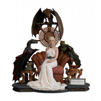 """Paiement 3x"" Game of Thrones statuette 1/4 Daenerys Targaryen - Mother of Dragons 60 cm"