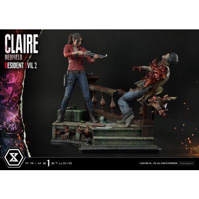 """""""Réservation Acompte"""" Resident Evil 2 statuette Claire Redfield 55 cm"""