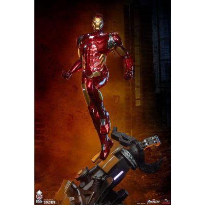 """""""RÉSERVATION ACOMPTE"""" Marvel Avengers statuette 1/3 Iron Man 90 cm"""