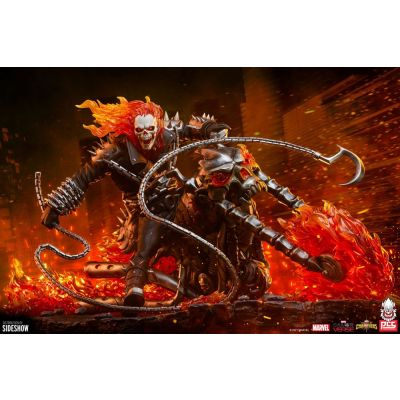 Marvel Contest of Champions statuette 1/6 Ghost Rider 29 cm
