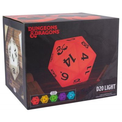 Dungeons & Dragons lampe