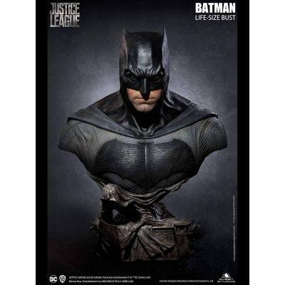 Justice League buste 1/1 Batman 77 cm