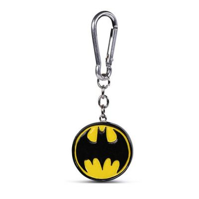 Batman  porte-clés 3D Logo 4 cm