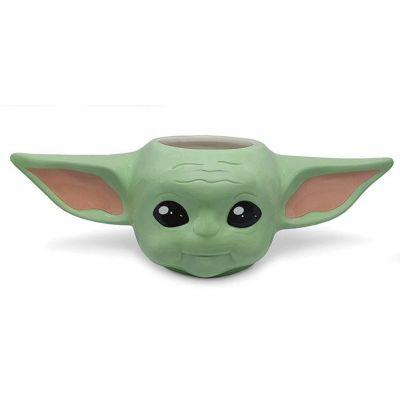 Star Wars : The Mandalorian mug Shaped 3D The Child