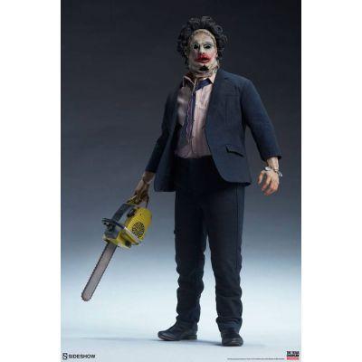 Massacre à la tronçonneuse figurine 1/6 Leatherface 30 cm
