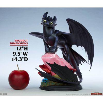 """""""Réservation Acompte"""" Dragons statuette Krokmou 30 cm"""