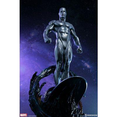 """""""Réservation Acompte"""" Marvel statuette Silver Surfer 65 cm"""