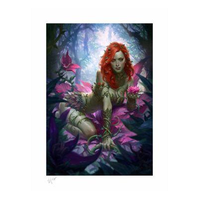 DC Comics impression Art Print Poison Ivy Variant 46 x 61 cm - non encadrée