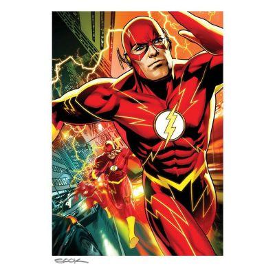 DC Comics impression Art Print The Flash 46 x 61 cm - non encadrée