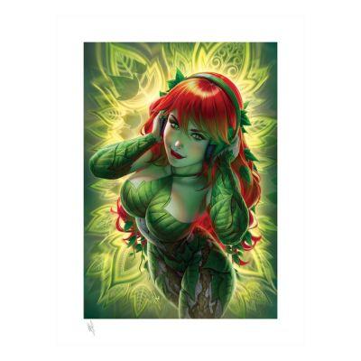DC Comics impression Art Print Poison Ivy 46 x 61 cm - non encadrée