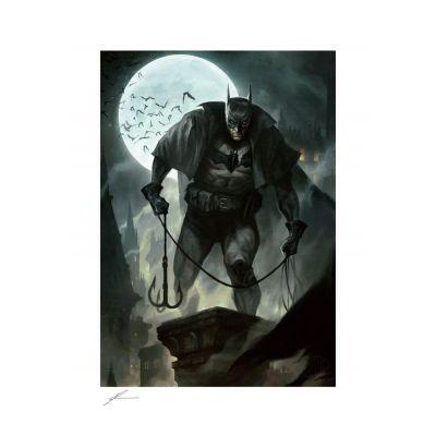 DC Comics impression Art Print Batman: Gotham by Gaslight 46 x 61 cm - non encadrée