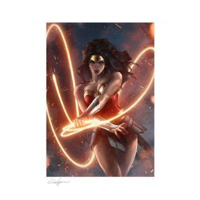 DC Comics impression Art Print Wonder Woman 46 x 61 cm - non encadrée