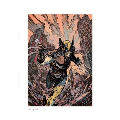 Marvel impression Art Print Wolverine 46 x 61 cm - non encadrée