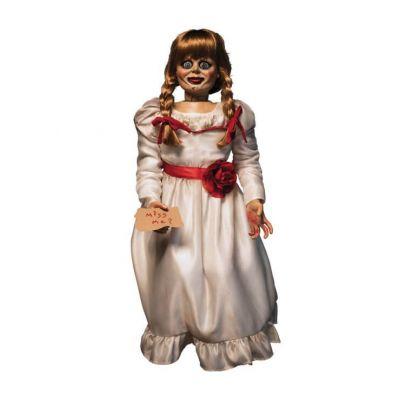 """"""" Réservation Acompte"""" Conjuring : Les Dossiers Warren réplique poupée 1/1 Annabelle 102 cm"""