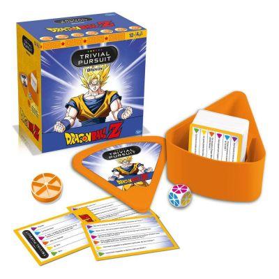 Dragon Ball Z jeu de cartes Trivial Pursuit Voyage *FRANCAIS*