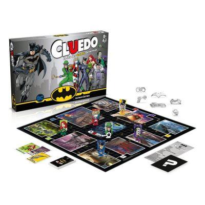 DC Comics jeu de plateau Cluedo Batman *FRANCAIS*