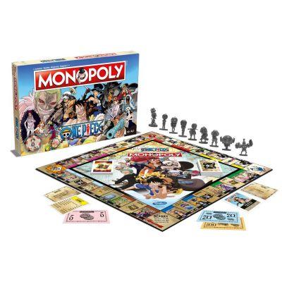 One Piece jeu de plateau Monopoly *FRANCAIS*